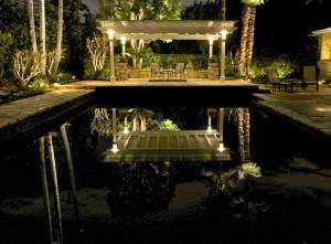 Alma Gardening - Pool Area